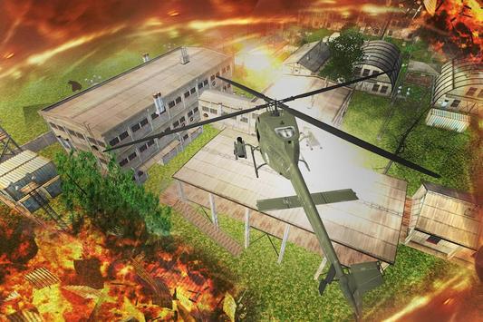 Gunship Helicopter Air Battle screenshot 1