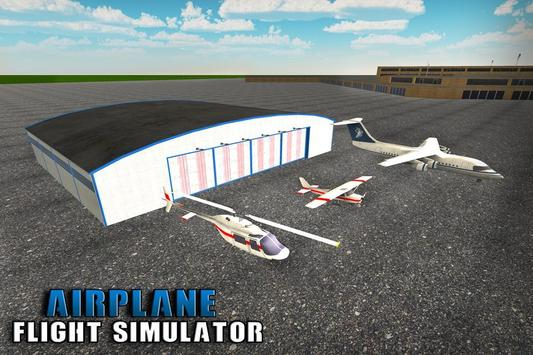 Fly Plane: Flight Simulator 3D apk screenshot