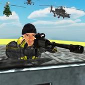 Real Commando Sniper Shooting icon