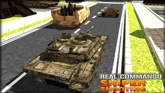 Real Commando Sniper Shooting screenshot 12