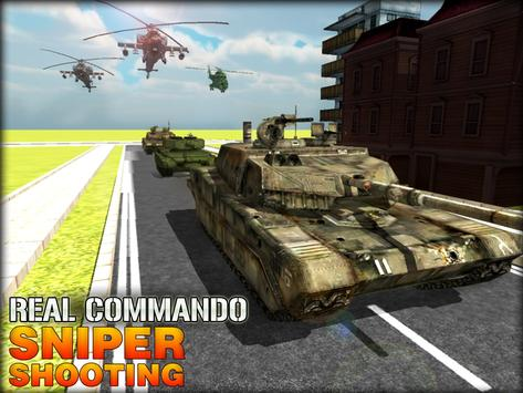 Real Commando Sniper Shooting screenshot 18
