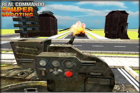 Real Commando Sniper Shooting screenshot 4