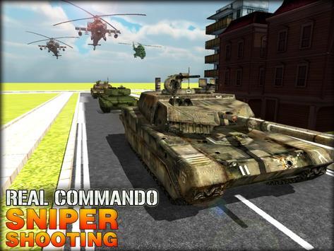 Real Commando Sniper Shooting screenshot 8