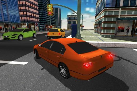 Real Car Parking Simulator 3D poster