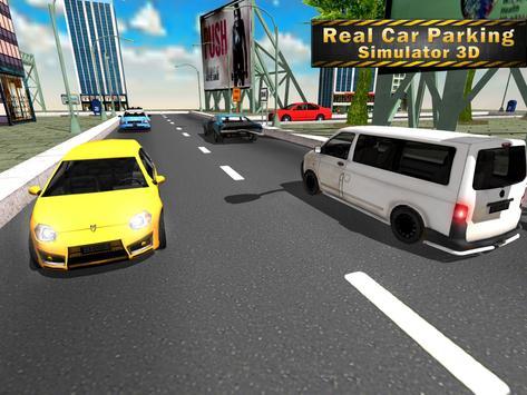Real Car Parking Simulator 3D apk screenshot