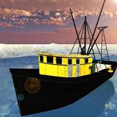 Real Boat Operator Simulator icon