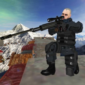 Sniper Fury Bravo Shooter 3D icon