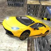Speedy Stunts Car 3D icon