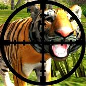 Wild Animals Sniper Hunting 3D icon