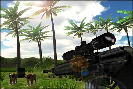 Wild Animals Sniper Hunting 3D apk screenshot