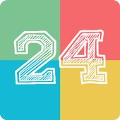 Twenty4 icon