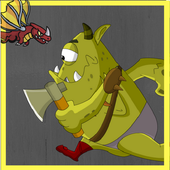 Scary Ogre Stories :Dragons icon