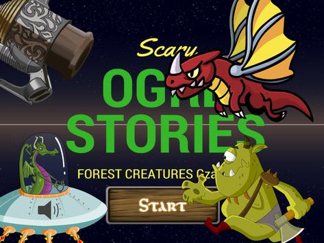 Scary Ogre Stories :Dragons poster