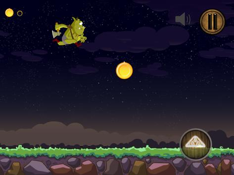Scary Ogre Stories :Dragons screenshot 1
