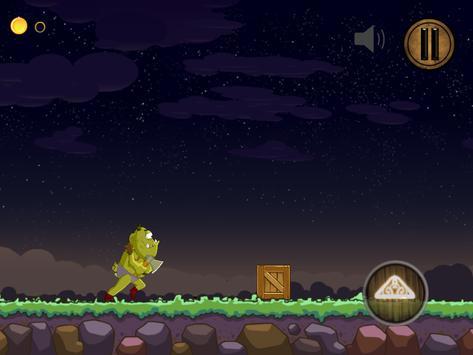 Scary Ogre Stories :Dragons screenshot 2