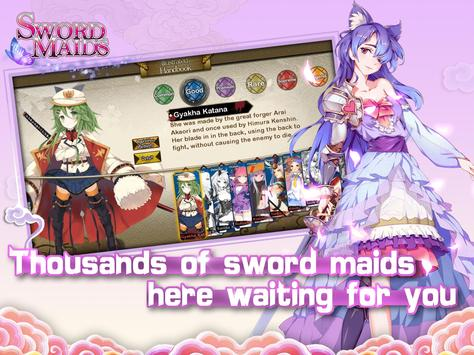 Sword Maids screenshot 11