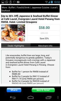 Deals Malaysia Daily Deals apk screenshot