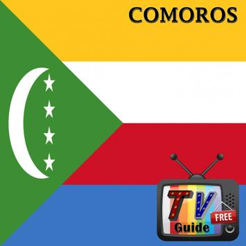 Freeview TV Guide COMOROS poster