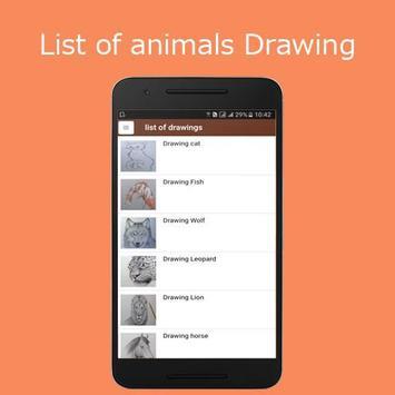How to draw animals screenshot 2
