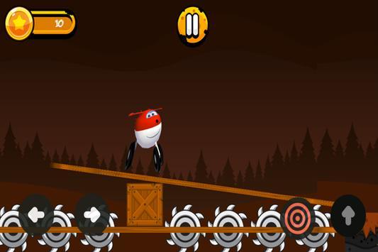 Super Wings Zombies Hunter apk screenshot
