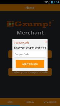 GzumpMerchant apk screenshot