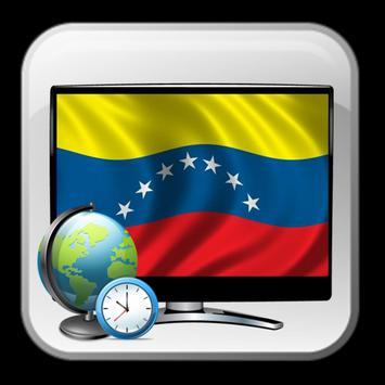 Programing TV Venezuela list poster