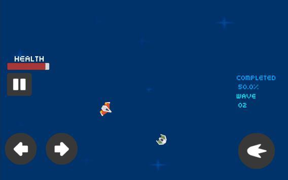Space Waves apk screenshot