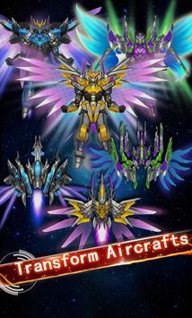 Galaxy Aircraft-Thunder Angel poster
