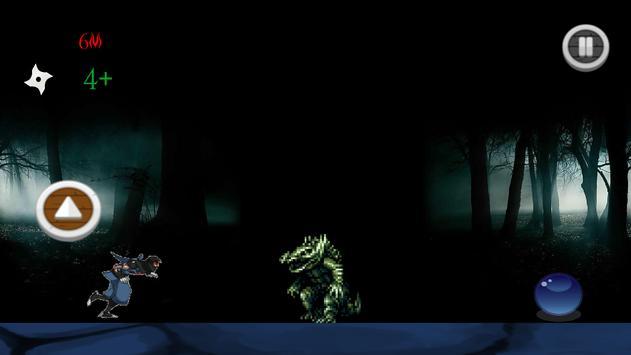 Infinite Ninja Runner screenshot 14