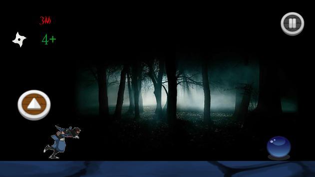 Infinite Ninja Runner screenshot 13