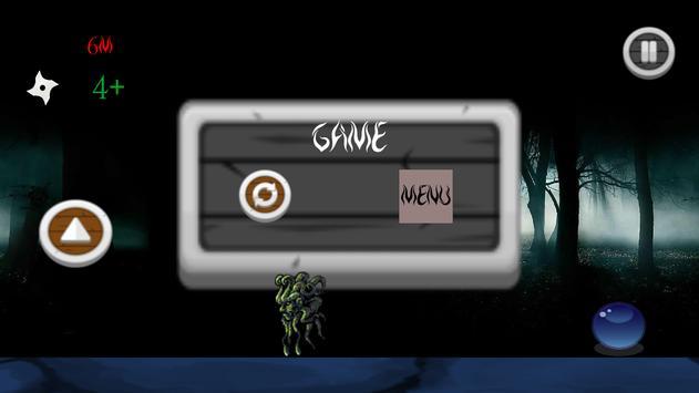 Infinite Ninja Runner screenshot 5
