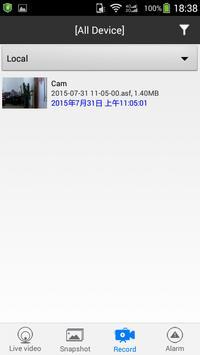 P2PLiveCam screenshot 3