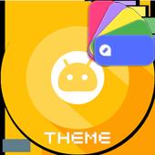 O Theme - XPERIA ON™ icon