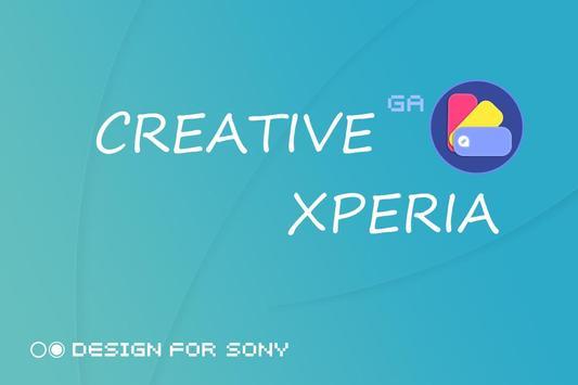 Theme XPERIA ON™ | Be Cyan - 🎨Design For SONY screenshot 7