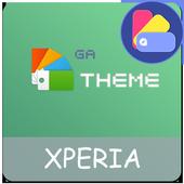 COLOR™ Theme   GREEN - Design For Xperia 🎨 icon