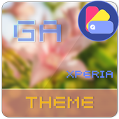 Theme XPERIA ON™ | Be Green icon