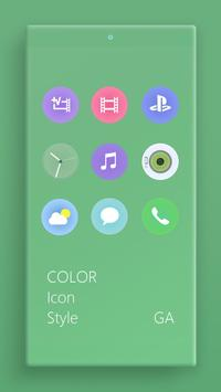 Theme XPERIA ON™ | Be Green - 🎨Design For SONY screenshot 2