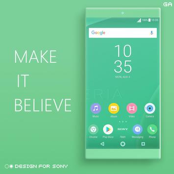 Theme XPERIA ON™ | Be Green - 🎨Design For SONY screenshot 4