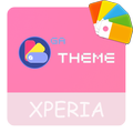 Theme XPERIA ON™ | Be Red - 🎨Design For SONY