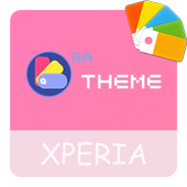 Theme XPERIA ON™ | Be Red - 🎨Design For SONY icon