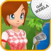 Golf MODELA -Golf Game Course icon