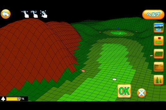 Golf MODELA -Golf Game Course apk screenshot