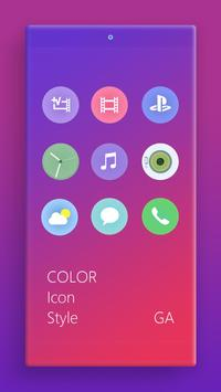 i XPERIA Theme | OS Style 12 🎨Design For SONY screenshot 2