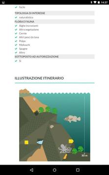 Diving Islands of Sicily apk screenshot