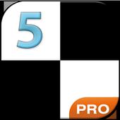 Piano Tiles 5 Pro 2016 icon