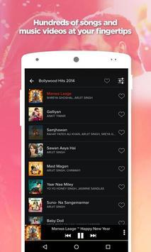 Hindi Romantic Songs 2014 screenshot 1
