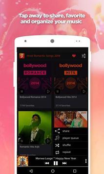 Hindi Romantic Songs 2014 screenshot 2
