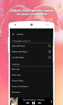 Hindi Romantic Songs 2014 screenshot 4