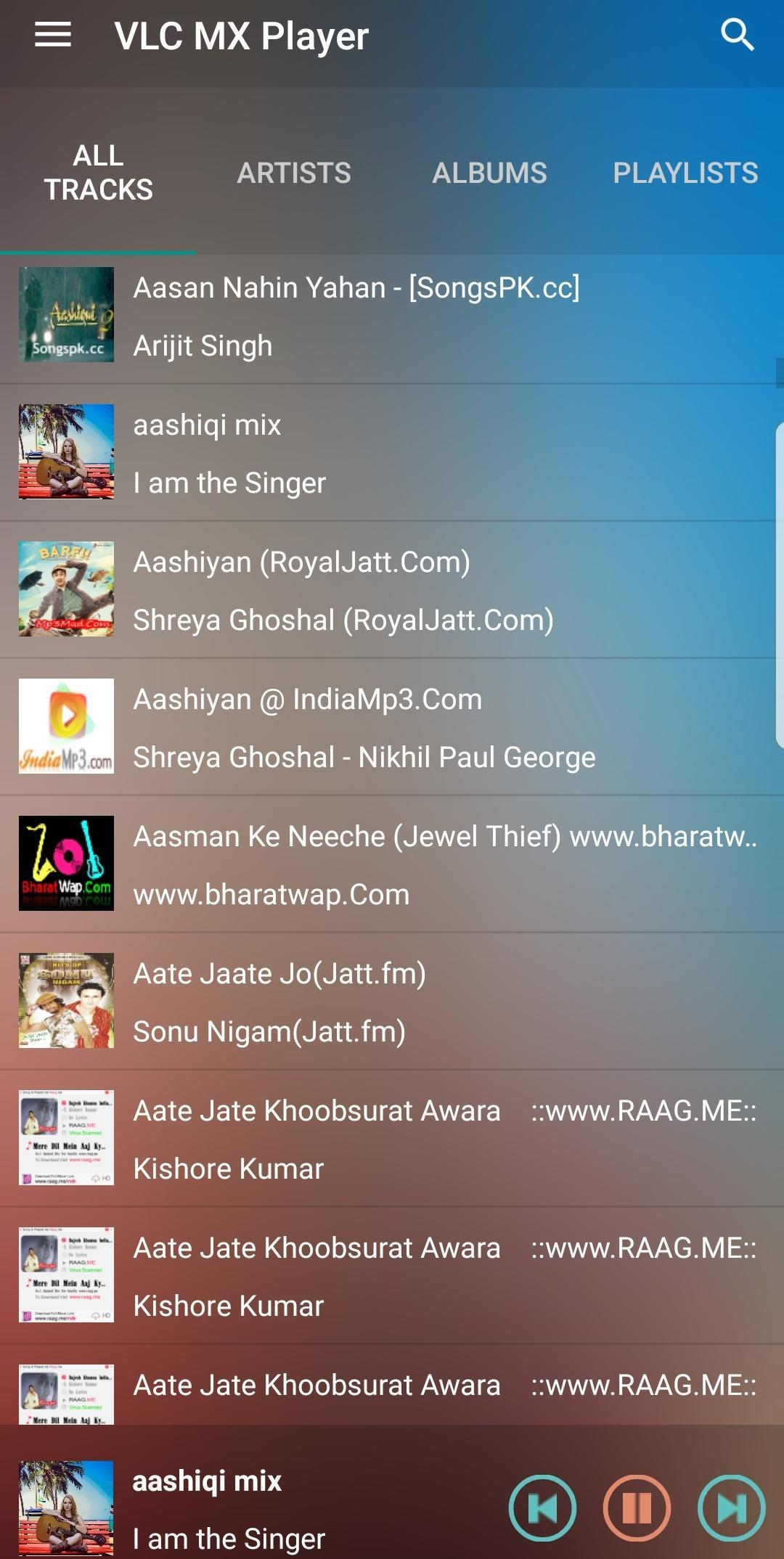 Magnetic Music Player - Gaana Karaoke for Android - APK Download