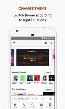Gaana: बॉलीवुड म्यूज़िक और रेडियो apk स्क्रीनशॉट